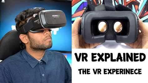 How Does Virtualreality Work  The Vr Experience !! Youtube