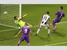 Así te contamos en vivo el Real MadridJuventus en la