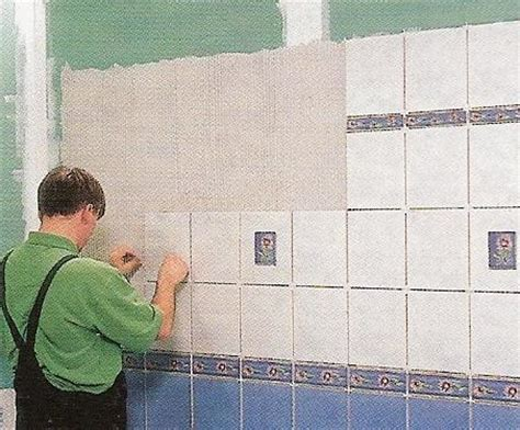poser un carrelage mural