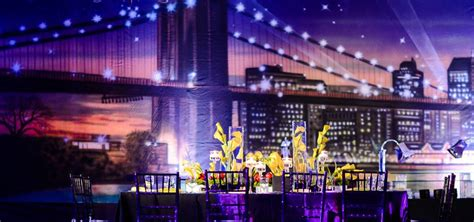 New York Theme Party, Ny Bar Mitzvah