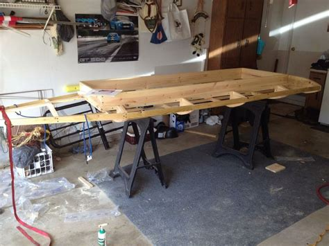 Duck Hunting Boat Build by How To Build A Layout Boat For Waterfowl Hunting Hard