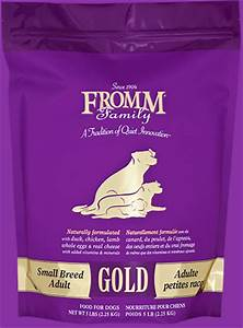 Small Breed Adult Dog Food - Fromm Family Foods