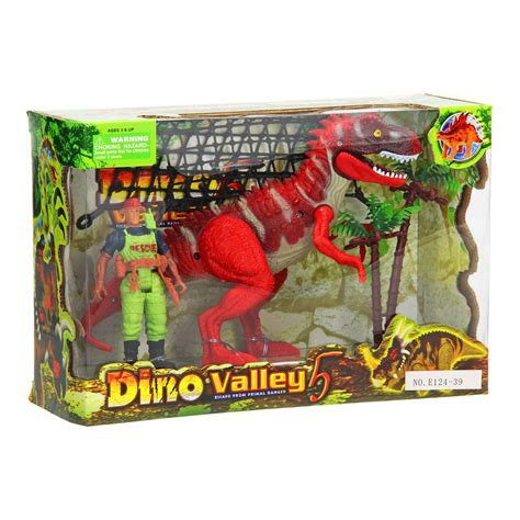 Speelgoed Dinosaurus by Dinosaurus Speelset Dino Valley Online Kopen Lobbes Nl