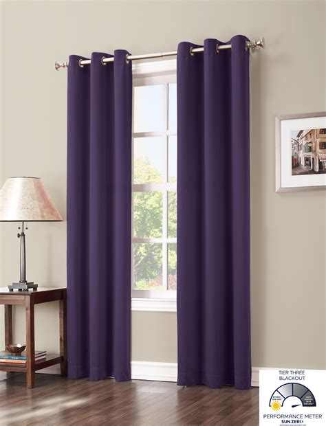 eclipse blackout curtains eclipse presto blackout grommet