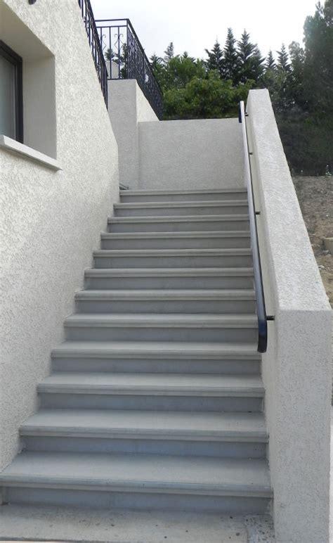 escalier ext 233 rieur en b 233 ton pr 233 fabriqu 233 sur mesure