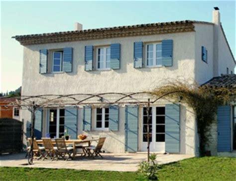 provence maison traditionnelle ou maison contemporaine construction maison rt 2012 aix