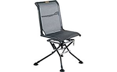 cabela s comfort max 360 portable blind swivel folding chair sports