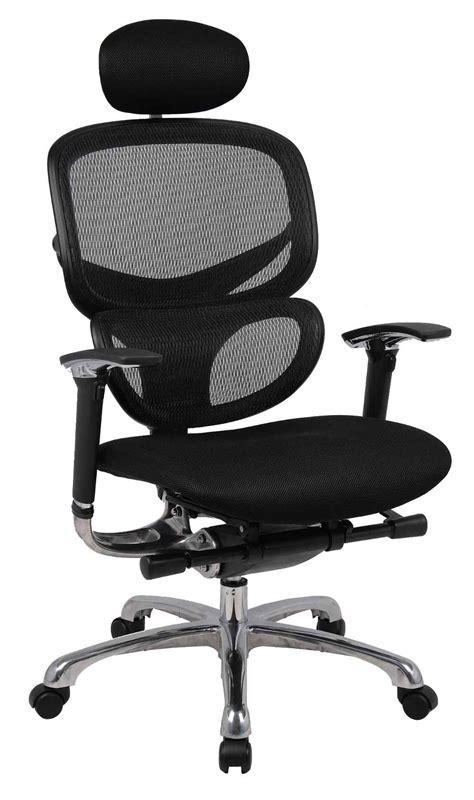 mesh office chair benefits