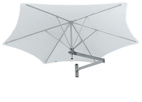 parasol mural 224 bras t 233 lescopique paraflex wallflex 224 accrocher au mur