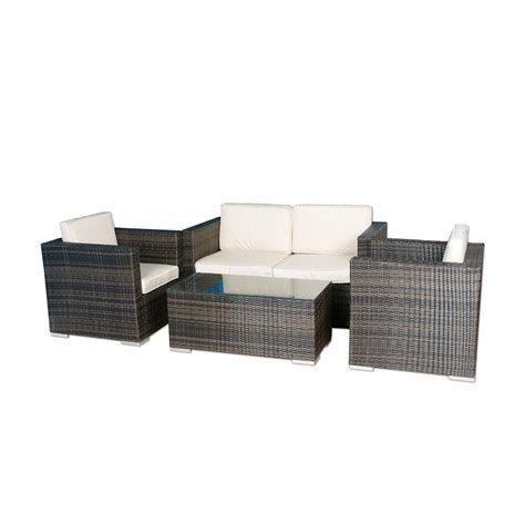 kontiki 10080186 outdoor 4 conversation set lowe s canada