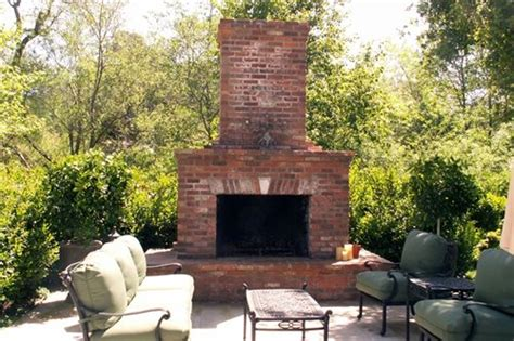 Outdoor Fireplaces : Outdoor Fireplace Design