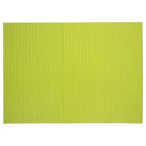 tapis salle de bain mousse 65x90 cm vert anis