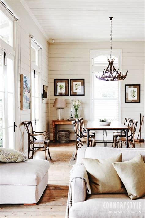 rooms to understated cottage style