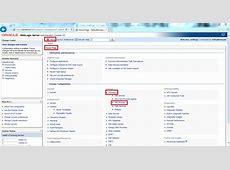 Oracle WebLogic Steps to create Connection Factory and