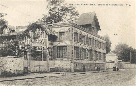 epinay sur seine 93 seine denis cartes postales anciennes sur cparama