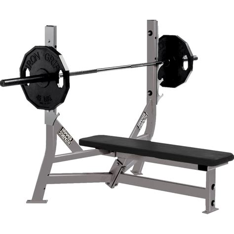 Olympic Weight Flat Bench  Hammer Strength  Life Fitness