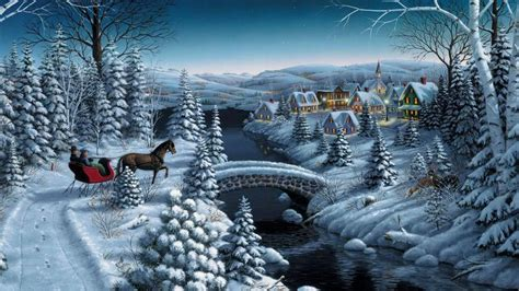 1600 X 900 Christmas Wallpaper