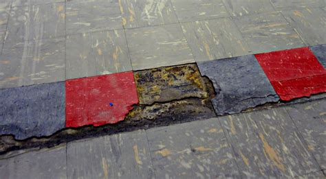 how to remove asbestos floor tile adhesive floor matttroy