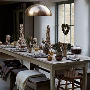 Tischdeko Ideen Weihnachten : 45 deko ideen f r den weihnachtstisch ein fr hliches fest ~ Markanthonyermac.com Haus und Dekorationen