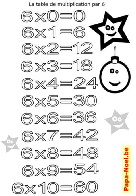 coloriage table de multiplication new calendar template site