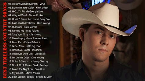 Top Country Music Playlist 2018