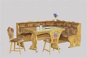 Eckbank Mit Tisch Und Stühle : eckbankgruppe tischgruppe eckbank esszimmer eiche teilmassiv rustikal landhaus esszimmer ~ Markanthonyermac.com Haus und Dekorationen