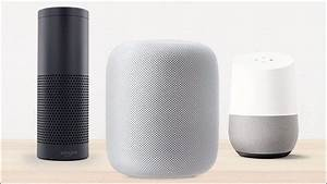 Apple Smart Home : apple homepod vs amazon echo vs google home smart speaker showdown ~ Markanthonyermac.com Haus und Dekorationen