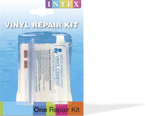 Luchtbed Zwembad Bol by Bol Intex Reparatie Set Opblaasartikelen Intex