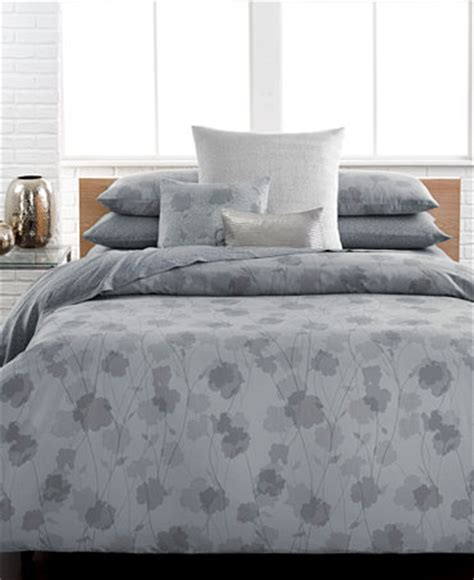 calvin klein viola bedding collection bedding collections bed bath macy s