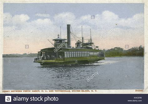 Steamboat Perth by Perth Amboy Stock Photos Perth Amboy Stock Images Alamy