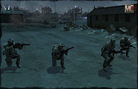 new screenshots from patch 1 010 image company of heroes modern combat for company of heroes