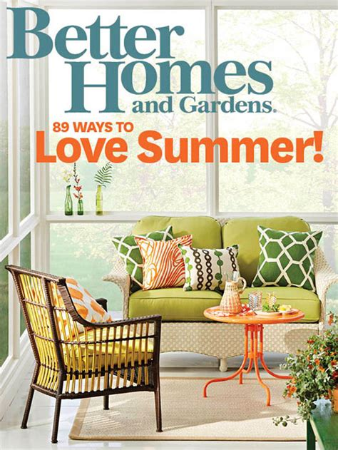 Better Homes And Gardens Magazine Address Change home garden magazine canada garden ftempo