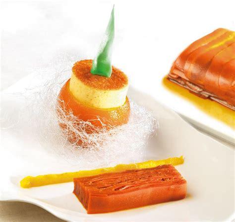 a g 187 gastronomie 187 recettes 187 desserts 187 orange givr 233 e agrumes et carottes confites arts