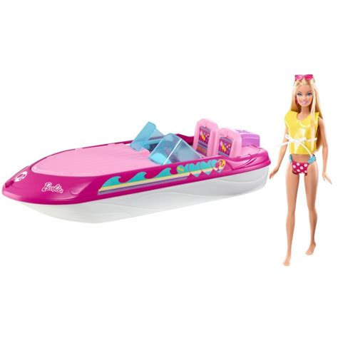 Buy Barbie Boat by Barbie Doll And Boat Reviews Toylike