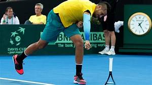 Nick Kyrgios hits out over Daria Gavrilova's on-court tantrum