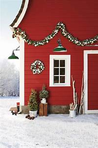country christmas decorations 36 Country Christmas Decorating Ideas - How to Celebrate ...