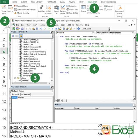 All Worksheets » How To Unhide All Worksheets In Excel  Printable Worksheets Guide For Children