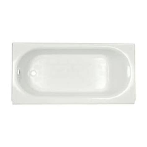 americast bathtub home depot american standard princeton 5 ft americast left