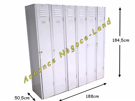 armoire vestiaire m 233 tallique mundu fr