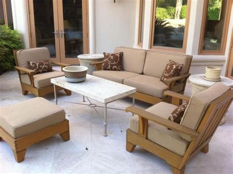 smith hawken replacement cushions contemporary patio other metro by outdoorfabrics
