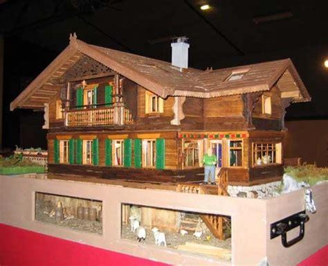 les 101 meilleures images 224 propos de chalets miniatures sur poup 233 es en bois