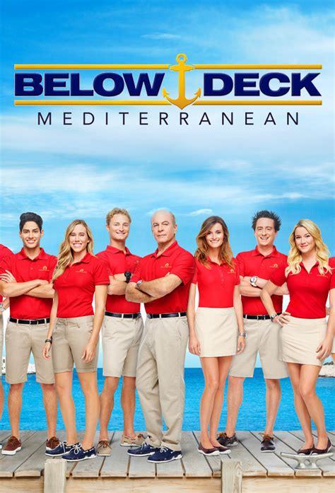 below deck mediterranean series info