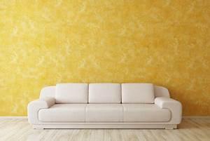Effekt Farbe Streichen : putz effektfarbe gelungen ausw hlen ~ Markanthonyermac.com Haus und Dekorationen