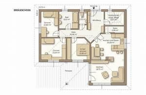 Fertighaus Bungalow 120 Qm : wolf bungalow das fertigteilhaus f r barrierefreies wohnen ~ Markanthonyermac.com Haus und Dekorationen