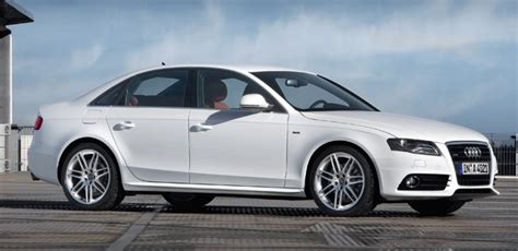 audi expands u s a4 range with fwd and manual models