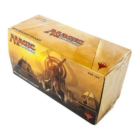 magic the gathering amonkhet deck builder s toolkit box