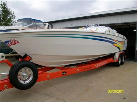 Cigarette Boats For Sale In Missouri by Cigarette New And Used Boats For Sale In Missouri