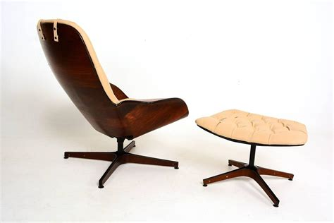 plycraft mr chair and ottoman by george mulhauser at 1stdibs