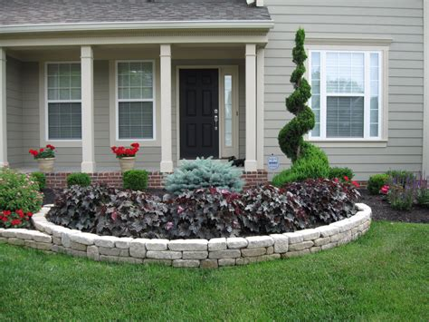 The Front Yard : Various Front Yard Ideas For Beginners Who Want To