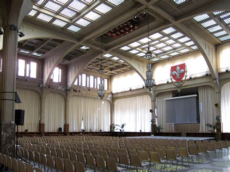 fichier lille mairie salle du conseil jpg wikip 233 dia